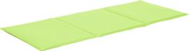 Spiel- und Krabbelmatte Grün oder Orange (155 cm x 62 cm x 2 cm)