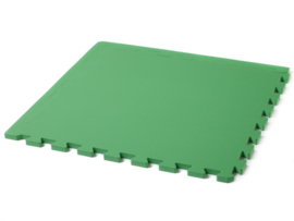 Chroma grün oder blau (50 x 50 x 1,4 cm)