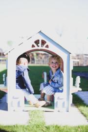 Schaumstoff Spielhaus