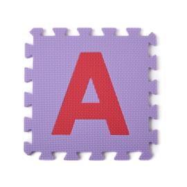 Einzelfiese Buchstabe 30 x 30 x 1,2 cm für Spielmatte