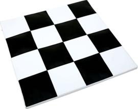 Spielmatte Schachbrett (100 x 100 x 4 cm)