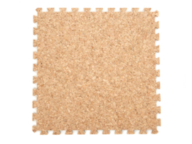 Bodenfliesen Kork (60 x 60 oder 30 x 30 x 0,9 cm)