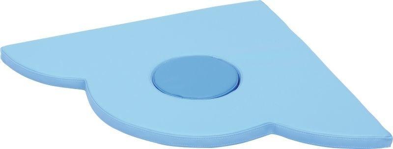 Sensorische Steckmatte, Dreieck, 5 cm