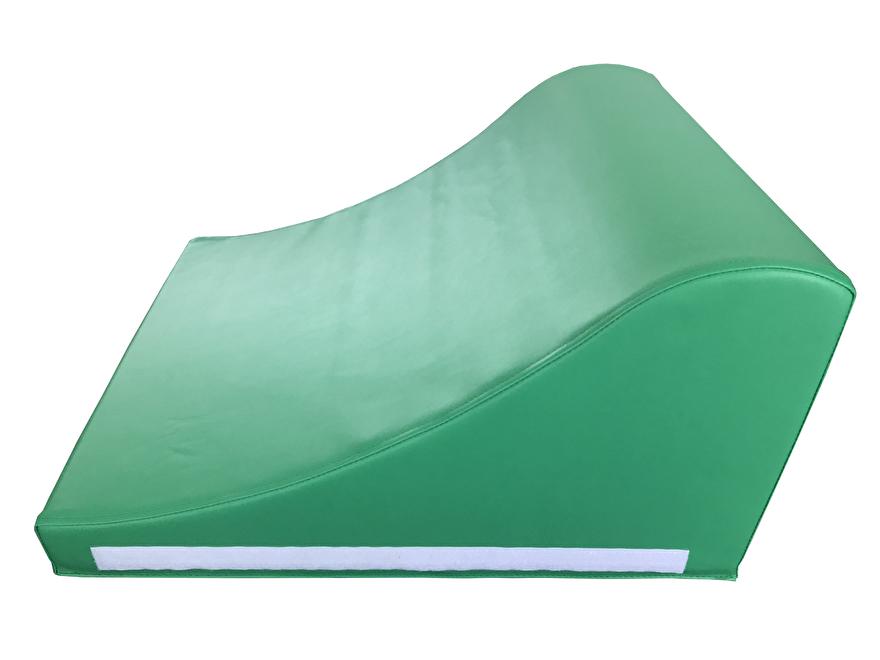 Speelblok foam kussen golf groen.jpg