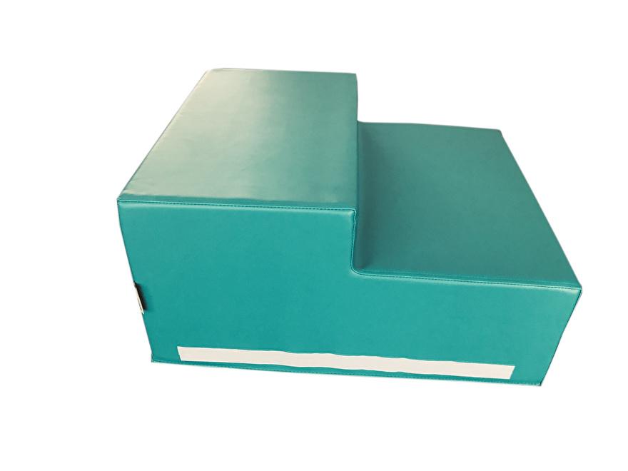 foam blok speelkussen trap groot turquoise.jpg