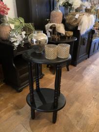 Vintage plantentafel, tafeltje