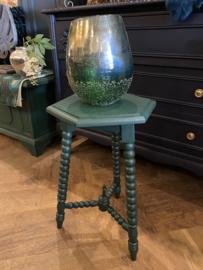 Vintage tafeltje, plantentafel