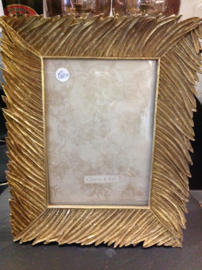 Fotolijst gold feather 20.6x2.7x25.5