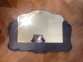 Antieke spiegel, vintage wandspiegel
