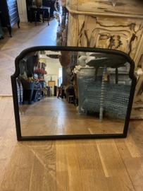 Antieke spiegel facet geslepen