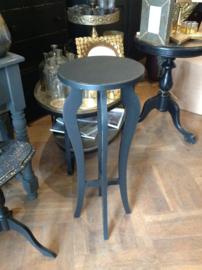 Vintage plantentafel, antiek tafeltje