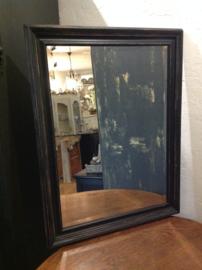 Vintage spiegel facet geslepen rand