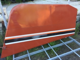 Laverda platework 3890 rear right original paint