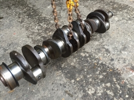 krukas crankshaft G210 G240