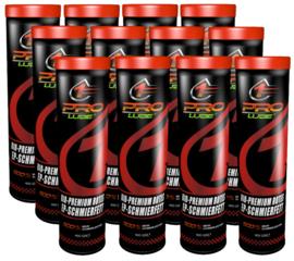 Prolube® EPX Bio Premium Rood Smeervet EP 12 x 400 gram