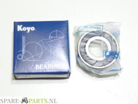 6202-2RS Koyo groefkogellager