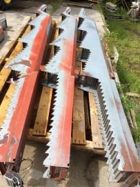 Laverda straw walker / schudder combine 3890