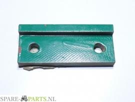 KK074048 Blok voor schraper / Damping plate scraper