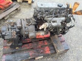 Toyota 4 cylinder diesel engine (Forklift)