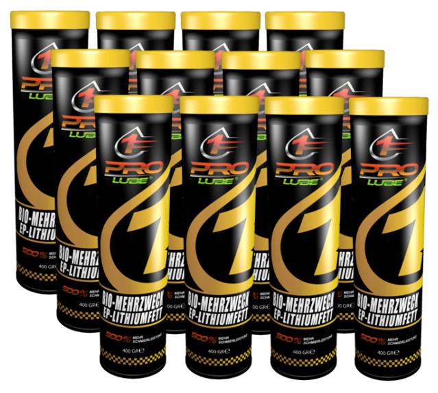 ProLube® EPM Bio universeel lithium smeervet EP 12 x 400 gram