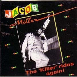 Jacob Miller - The 'Killer' Rides Again LP