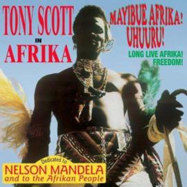 Tony Scott - In Afrika / Mayibue Afrika! Uhuuru! DOUBLE LP