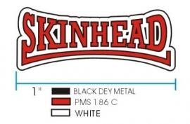 Skinhead - metalpin