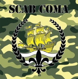 Scab Coma - Scab Coma EP