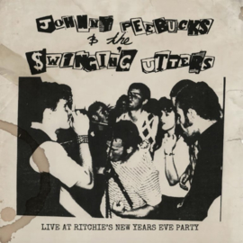 Boots n Booze comic +  The Swinging Utters - Live 7""