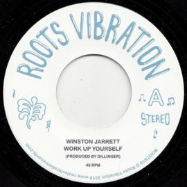 "Winston Jarrett - Work Up Yourself 7"""