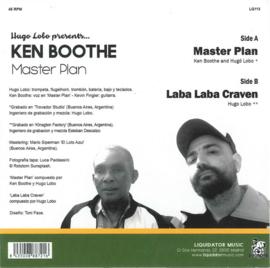 """Ken Boothe - Master Plan 7"""""""