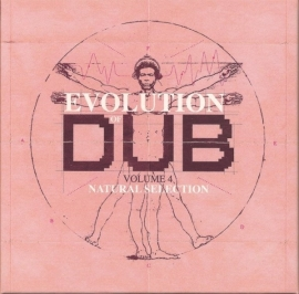 Various - Evolution Of Dub 4 4-CD-box