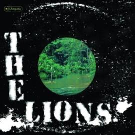 The Lions - Jungle Struttin' DOUBLE LP
