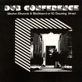Winston Edwards & Blackbeard - At 10 Downing Street - Dub Conference LP