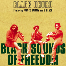 Black Uhuru - Black Sounds Of Freedom LP