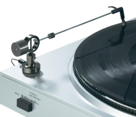 Vinyl cleaning arm