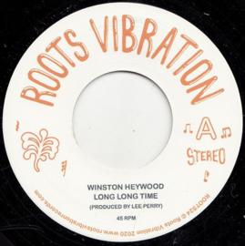"Winston Heywood - Long Long Time 7"""