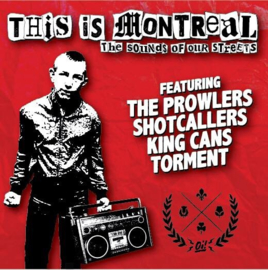 Various - This Is Montreal EP (LOW STOCK!)