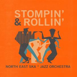 North East Ska Jazz Orchestra - Stompin' & Rollin' LP