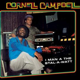 Cornell Campbell - I Man A The Stal-A-Watt LP