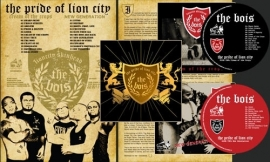 Bois, The - The Pride Of Lion City double CD