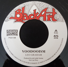 """Leo Graham - Voodooism 7"""""""