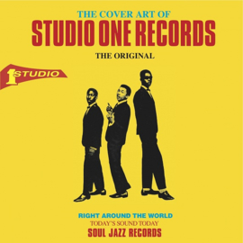 The Cover Art of Studio One Records - BOOK