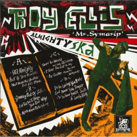 Roy Ellis aka Mr. Symarip and Transilvanians - Almighty Ska DOUBLE LP