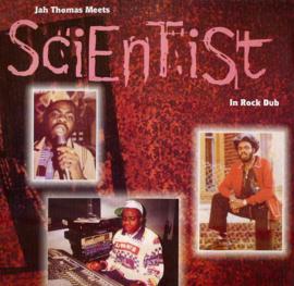 Jah Thomas Meets Scientist - In Rock Dub LP
