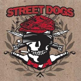 "Street Dogs - Crooked Drunken Sons / Rustbelt Nation 9"" EP"