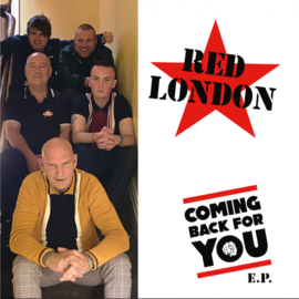 "Red London - Coming Back For You 12"" + CD"