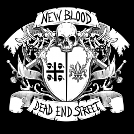 Dead End Street / New Blood - split EP