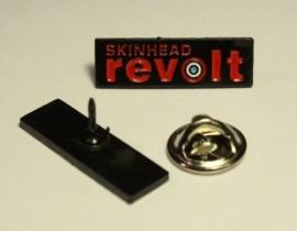 Skinhead Revolt - metalpin