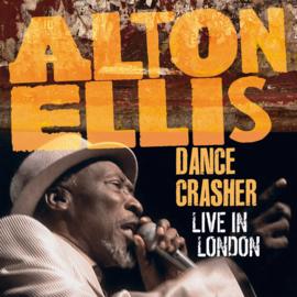 Alton Ellis - Dance Crasher - Live In London DOUBLE LP